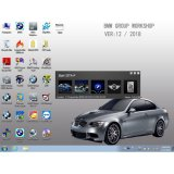 V2018.12 BMW ICOM ISTA-D 4.12.12 ISTA-P 3.65.2.000 Software HDD for ICOM A1 A2 A3 ICOM NEXT