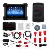 Autel MaxiSys MS908 Car Diagnostic Tool System supports wifi Update Online More Stronger Functions than DS708